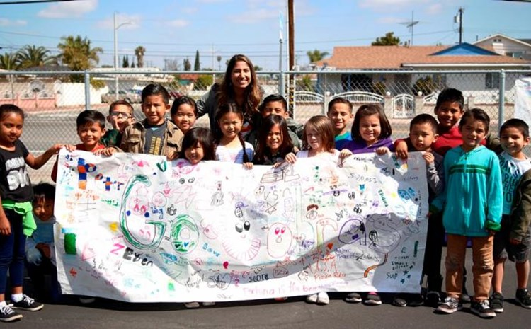 Zeyen Scholars Celebrate Award as 2018 California Distinguished School - article thumnail image