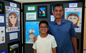 Zeyen Students Embrace Culture through After-School Heritage Language Program - article thumnail image
